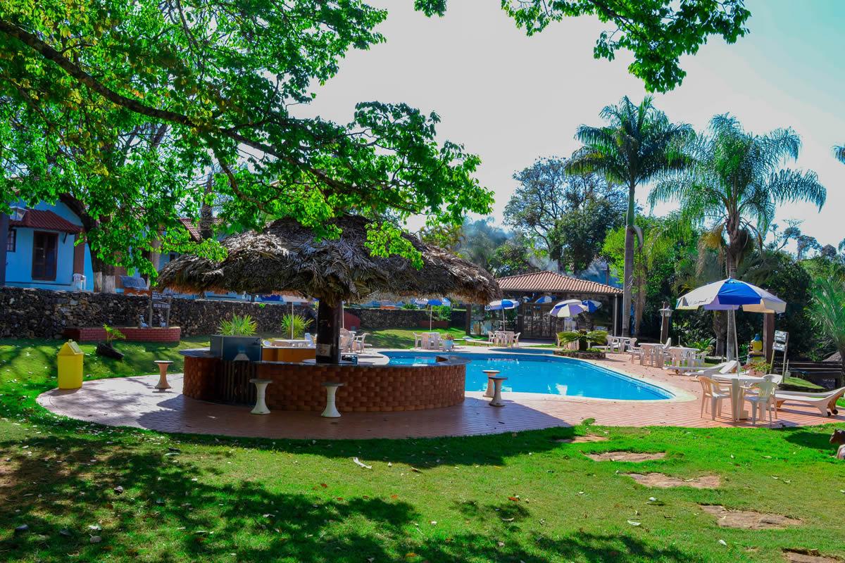 Floresta do Lago hotel fazenda no interior de SP