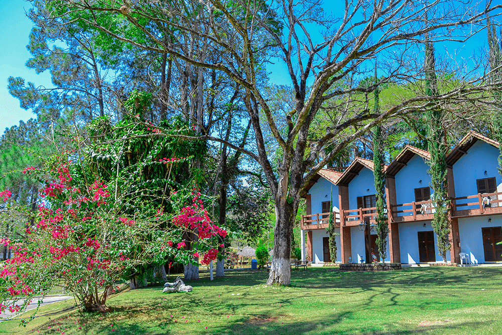 Floresta do Lago hotel fazenda Socorro SP