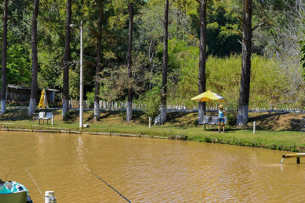 Floresta do Lago pousada para pesca