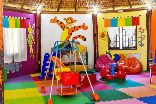 Espaço Kids Hotel Fazenda Floresta do Lago