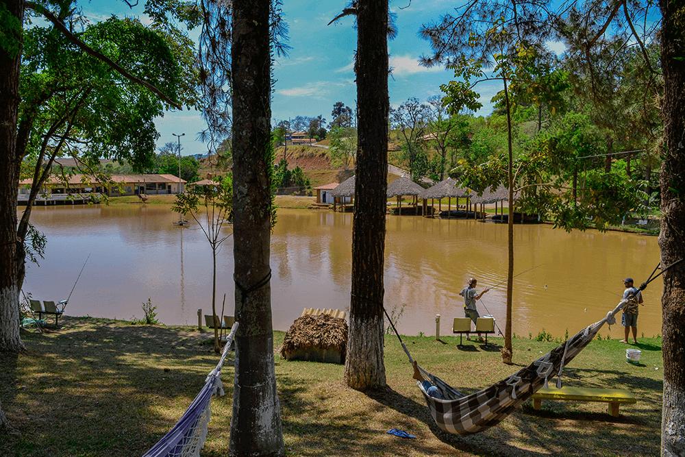 hotel com pesca esportiva em SP