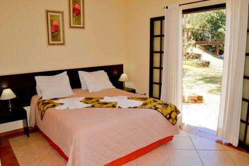 Apartamento Jardim - Hotel Fazenda Floresta do Lago