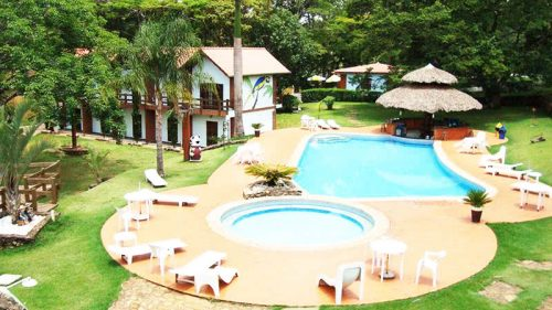 Hotel Fazenda Para Lua de Mel em SP - Área de Lazer