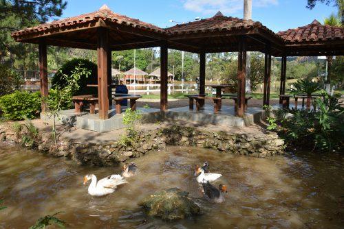 Contato com a natureza Hotel Fazenda interior SP