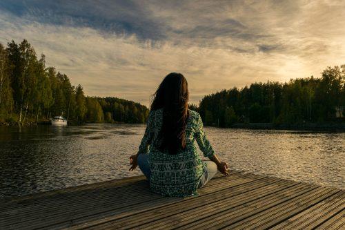 Dicas de como relaxar em São Paulo - Meditação
