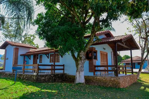 Casa 1 Hotel Fazenda Floresta do Lago