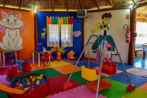 Playground Hotel Fazenda Floresta do Lago - Hotel Fazenda Para Férias de Julho