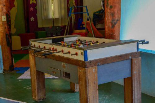 Salão de jogos Hotel Fazenda Floresta do Lago