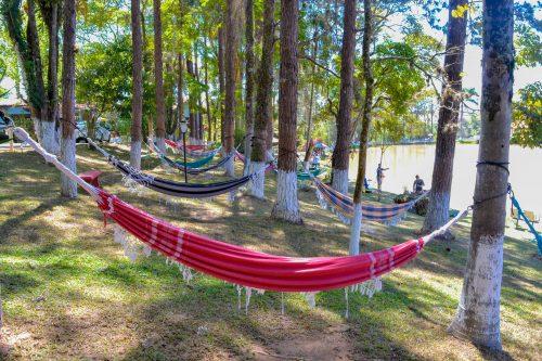Redário - Lago para Pesca - Hotel Fazenda Floresta do Lago
