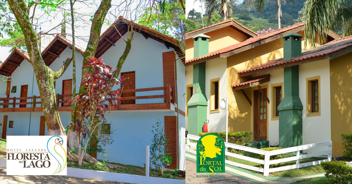 Visite os melhores hotéis fazenda no interior de SP na mesma viagem!