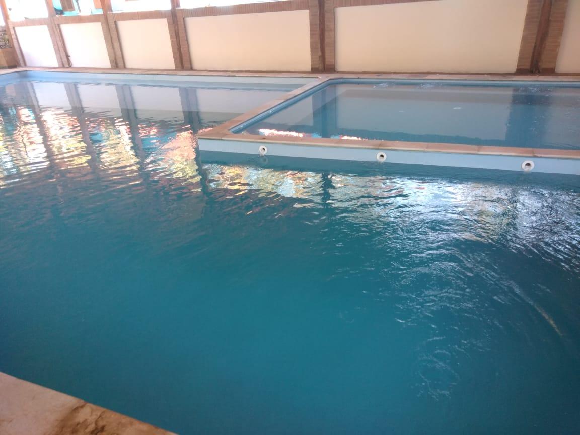 Viaje para um hotel fazenda no interior de SP com piscina aquecida!